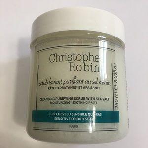 [ Christophe Robin ] Cleansing Scrub with sea salt
